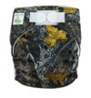 Camo Aplix One Size Pocket Diaper