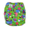 Bubbles Snap One Size Pocket Diaper