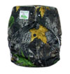 Camo Snap One Size Pocket Diaper
