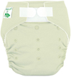 Tiny Tush Elite 2.0 One Size Pocket Diaper Aplix Celery