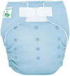 Tiny Tush Elite 2.0 One Size Pocket Diaper Aplix Sky Blue