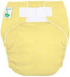 Tiny Tush Elite 2.0 One Size Pocket Diaper Aplix Sunshine