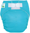 Tiny Tush Elite 2.0 One Size Pocket Diaper Aplix Ocean