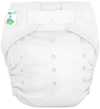 Tiny Tush Elite 2.0 One Size Pocket Diaper Aplix White