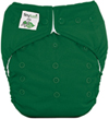 Tiny Tush Elite 2.0 One Size Pocket Diaper Snap Kelly Green