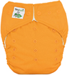 Tiny Tush Elite One Size Pocket Diaper Orange Snap