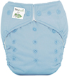 Sky Blue One Size Pocket Diaper