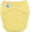 Tiny Tush Elite 2.0 One Size Pocket Diaper Snap Sunshine