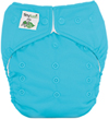 Tiny Tush Elite 2.0 One Size Pocket Diaper Snap Ocean