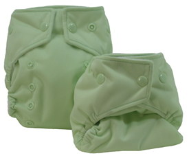 Tiny Tush Elite Mini One Size Pocket Diapers