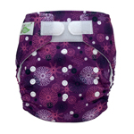 Tiny Tush Elite 2.0 One Size Pocket Diaper Aplix Dazzle