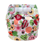 Tiny Tush Elite 2.0 One Size Pocket Diaper Aplix Delicious