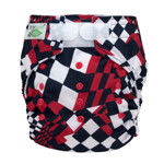 Tiny Tush Elite 2.0 One Size Pocket Diaper Aplix Derby