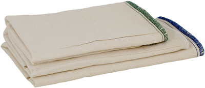 Tiny Tush Unbleached Cotton Prefolds