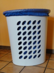 Our Diaper Pail Liner Fits in any size pail!