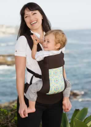 Beco Gemini Baby Carrier Giveaway