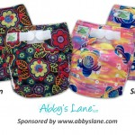 Sunset One Size Pocket Diaper