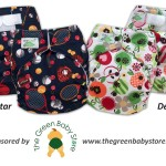 All Star And Delicious One Size Pocket Diaper