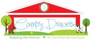 Located in Cambridge, Nebraska, Country Drawers offers a wide range of eco-friendly products for the entire family!