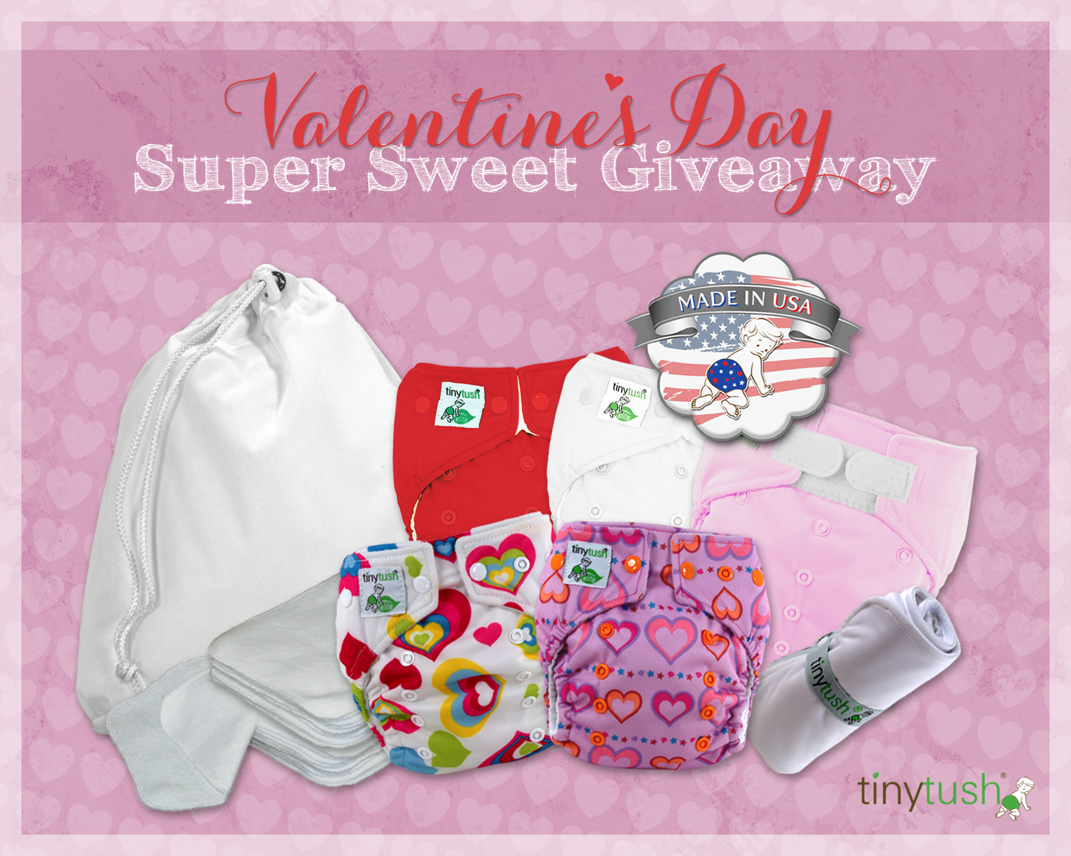 Join us for our Valentine's Day Super Sweet Giveaway