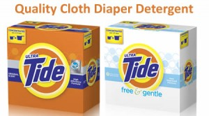 Cloth Diaper Detergent