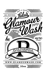 2 fabulous prizes of 32 oz. bag of LuLu's Glamour Wash Plus - $14.99 value each