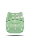 Tweedle Bugs One Size Pocket Diaper Green