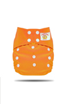 Tweedle Bugs One Size Pocket Diaper Orange