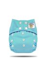 Tweedle Bugs One Size Pocket Diaper Turquoise