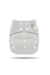 Tweedle Bugs One Size Pocket Diaper White