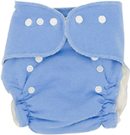 Tiny Tush Trim 3.0 One Size Cloth Diaper Blue