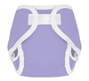 Grape Hook And Loop Tweedle Bugs Sized Diaper Cover