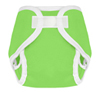 Green Hook And Loop Tweedle Bugs Sized Diaper Cover