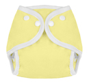 Tweedle Bugs Sized Diaper Cover Snap Butter