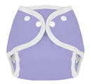 Tweedle Bugs Sized Diaper Cover Snap Grape