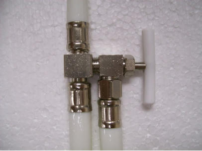 Diaper Sprayer Valve