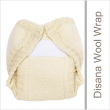 Disana Organic Boiled Wool Diaper Wrap