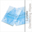 The Lunette Cupwipes, previously known as disinfecting wipes, are a great option for sanitizing your Lunette menstrual cup when you can't rinse it. The Cupwipe eliminates most germs and enables you to use your cup even when there is no clean water available.