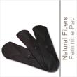 Natural Fiber Cloth Menstrual Pads Feminine Pads