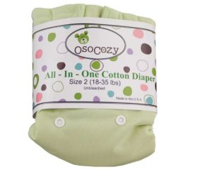 OsoCozy All In One Light Green Color