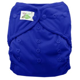 Snap Saturn Blue One Size Diaper Cover