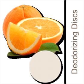 Deo Discs Scented Deodorant Discs