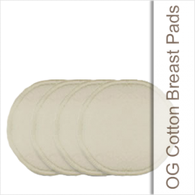 These breast pads are teddy bear soft and super absorbent. Three pairs of soft natural organic cotton nursing pads per package!