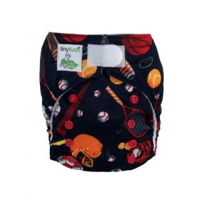 Elite Mini Pocket Diaper Aplix Allstar