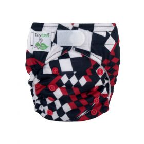 Elite Mini Pocket Diaper Aplix Derby