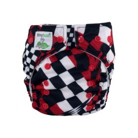 Elite Mini Pocket Diaper Snap Derby