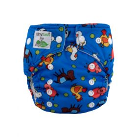 Elite Mini Pocket Diaper Snap Farm Fun