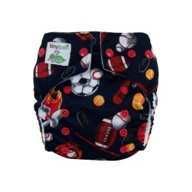 Elite Mini Pocket Diaper Snap Allstar