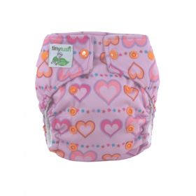 Elite Mini Pocket Diaper Snap Sweet Heart
