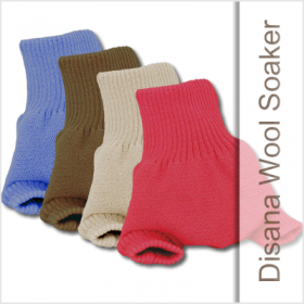 Disana Wool Diaper Covers Natural
